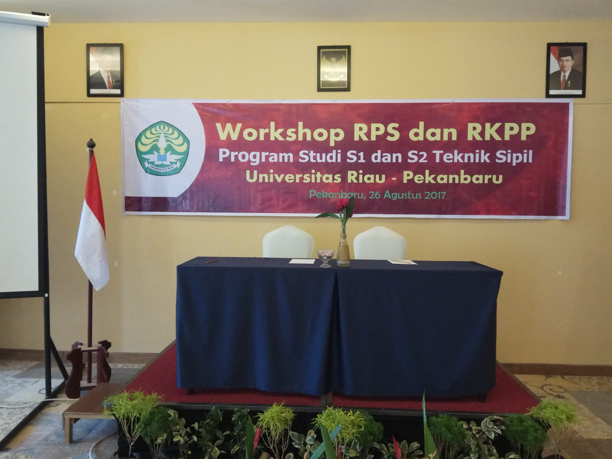 Workshop RPS dan RKPP